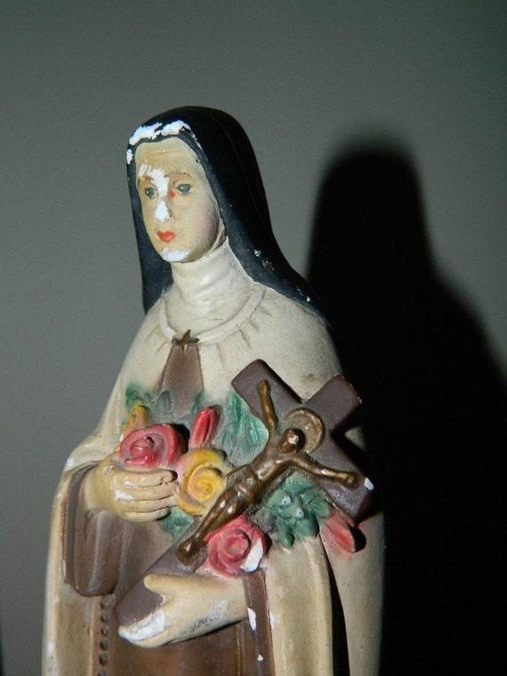 RESERVED-st teresa of lisiuex, the little flower