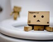 Don't flush the toilet ... A4 Photographic Print