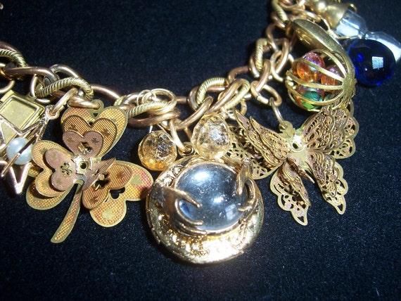 Items Similar To Gypsy Fortune Teller Crystal Ball Locket