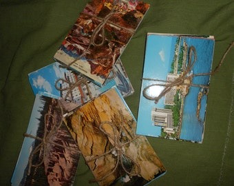California Postcards Vintage Travel Sights/Themes Includes Some Linen Selections - One Dozen