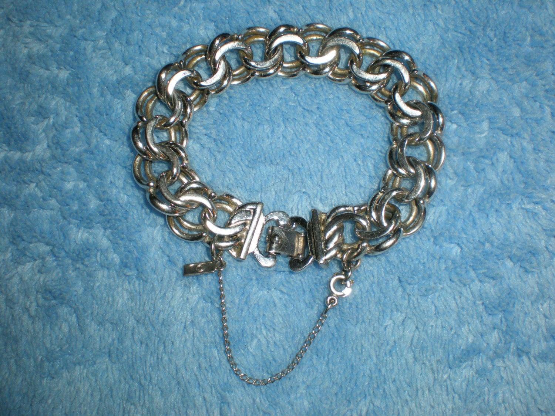charm bracelet monet link