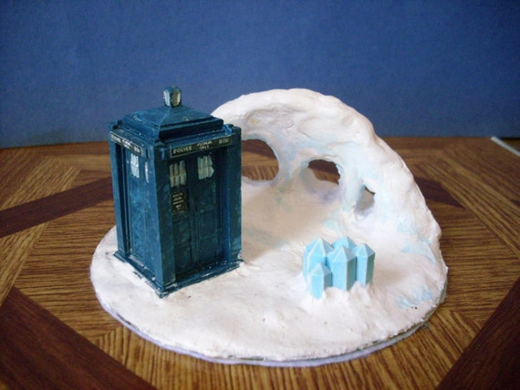Doctor Who - ice box