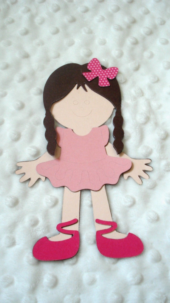 Magnetic Paper Dolls and Carrying Case