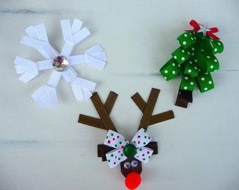 Merry Christmas Trio
