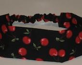 Cherries headband