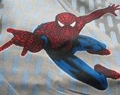 spiderman fabric reserved for  NatashaDesigns