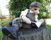 Harold - bear pattern and instructions