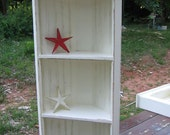 Corner wall cabinet  .  cottage