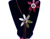 Tagua Rainforest Necklace