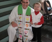 Made to Order: Custom Liturgical Stole Using Children's Artwork