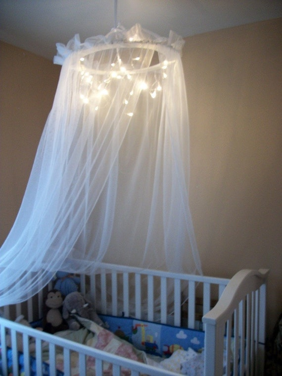 Rustic Baby Bed