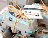 FARMYARD - Egg Carton Label Printable