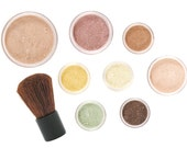 10pc VINTAGE COLORS Mineral Makeup Kit - FREE CUSTOMIZATIONS