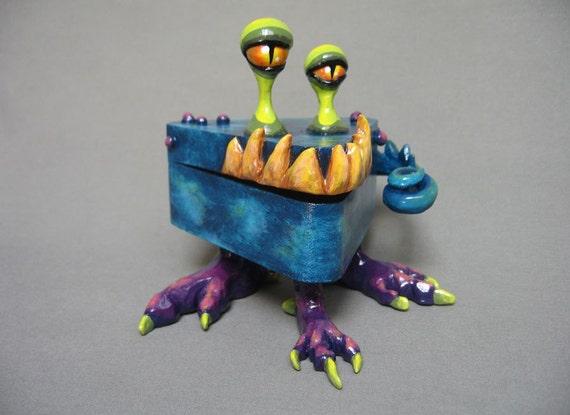 Fang the Monster Box