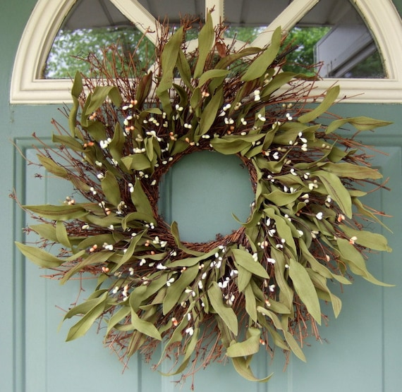 Summer Wreath -  Wreath for Door