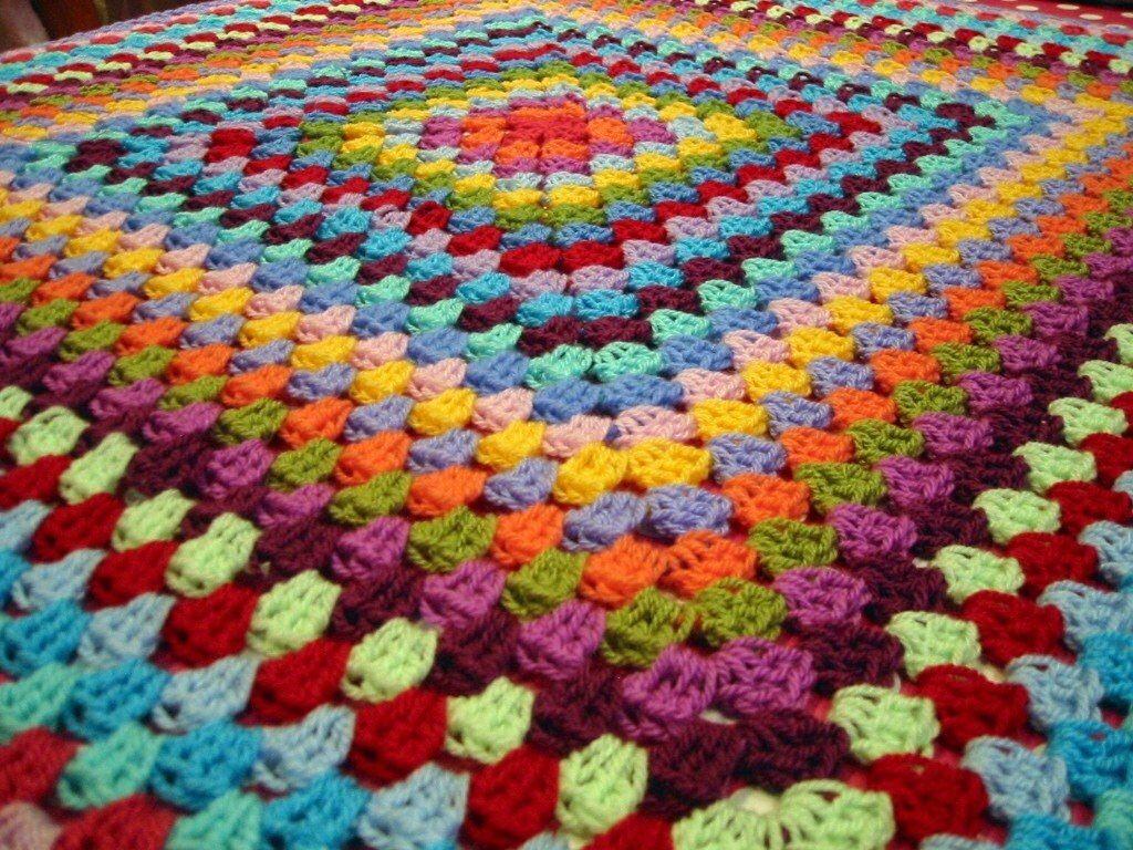 Afghan Blanket Crochet afghan blanket sublime granny square by ...