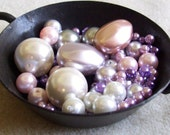 Glass Pearl Mix - Victorian Charm - Over 100 Pearls