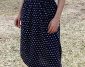 vintage strapless party dress