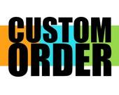 Balance for Custom Wholesale Order for carlitajunker