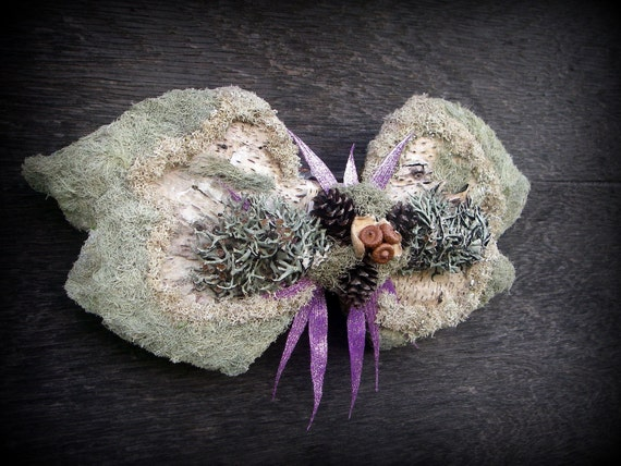 Woodland Faery Wings -  Wall Decor, by Be-som