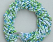 Seed Bead Bracelet reserved for Jessica