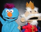 Puppet Oddity PDF Instruction eBook and Patterns