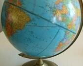 Vintage Cram Globe