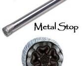 FANCY PETALS FLOWER Metal Design Stamp