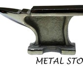 STEEL ANVIL - Bench Block -  for Stamping Wire, Hardening, Chasing and all around hammering