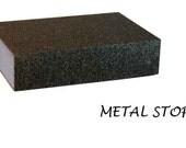 Fine Grit Large Sanding Block for Metal Finishing and Preparation