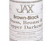 Jax Chemical's Brown - Black  Darkener  - 16 ounce bottle