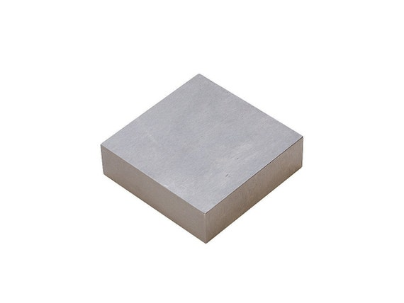 "Steel Bench Block - 2.5"" x 2.5"" -  A Must Have for STAMPING"