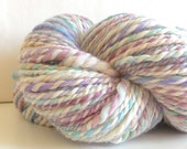CLEARANCE Equinox 2 - Handspun hand dyed Superwash BFL 2 ply Worsted  yarn - 151 yards