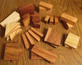 Old Time Wooden Building Blocks