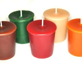 Christmas Scented Votive Candle