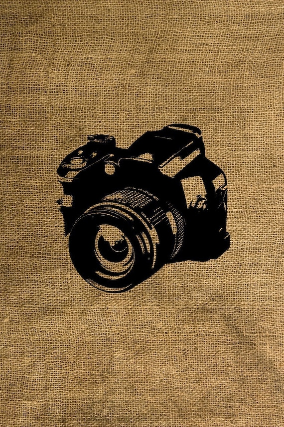 Instant Download Camera - Image Transfer for Tote Bags, Pillows, Tea Towels and More - Digital Sheet by Room29 - Sheet no. 048