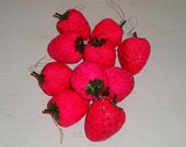 Strawberry Ornaments Set One