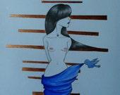 Untitled- Original Painting/Drawing