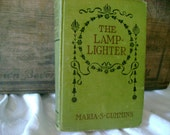 Vintage novel The Lamplighter circa 1910