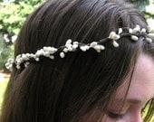 Woodland Bridal Crown