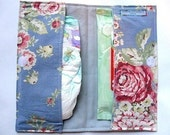 Instant PDF File For Sewing tutorial for a diaper and wipes on the go clutch case that holds diapers and wipes in one place.
