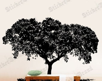 Vinyl Wall Decal Sticker  LARGE Tree Top item 386-72x108