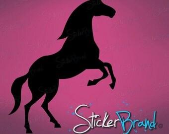 Vinyl Wall Decal Sticker Stallion Horse 594