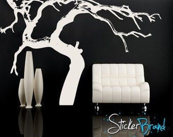 Vinyl Wall Decal Sticker Tree Branches 779
