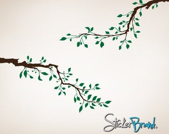 Vinyl Wall Decal Sticker Tree Branches Set 835
