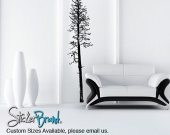 Vinyl Wall Decal Sticker Tree  849B
