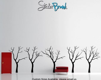 Vinyl Wall Decal Sticker Trees item OSES108s