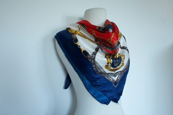 RESERVED   RONNA Till Friday Aug 17th For Vintage Victorian Carriage Scarf