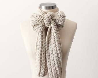 Casual Scarf in Heather - SALE