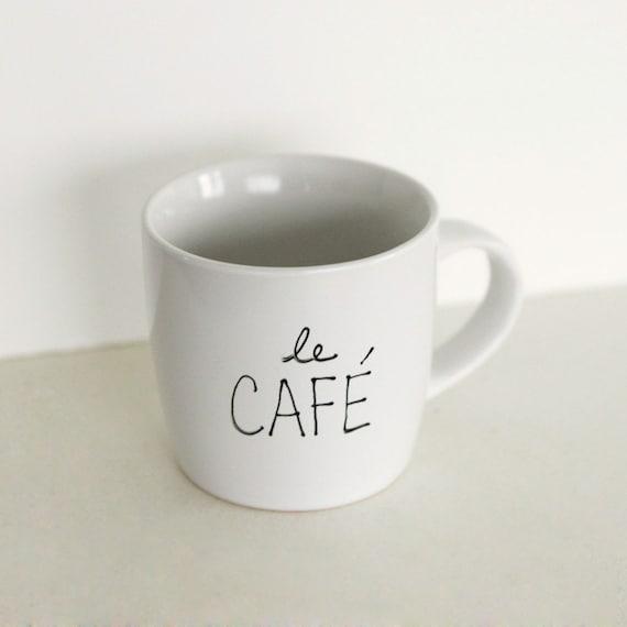 Le Café Mug